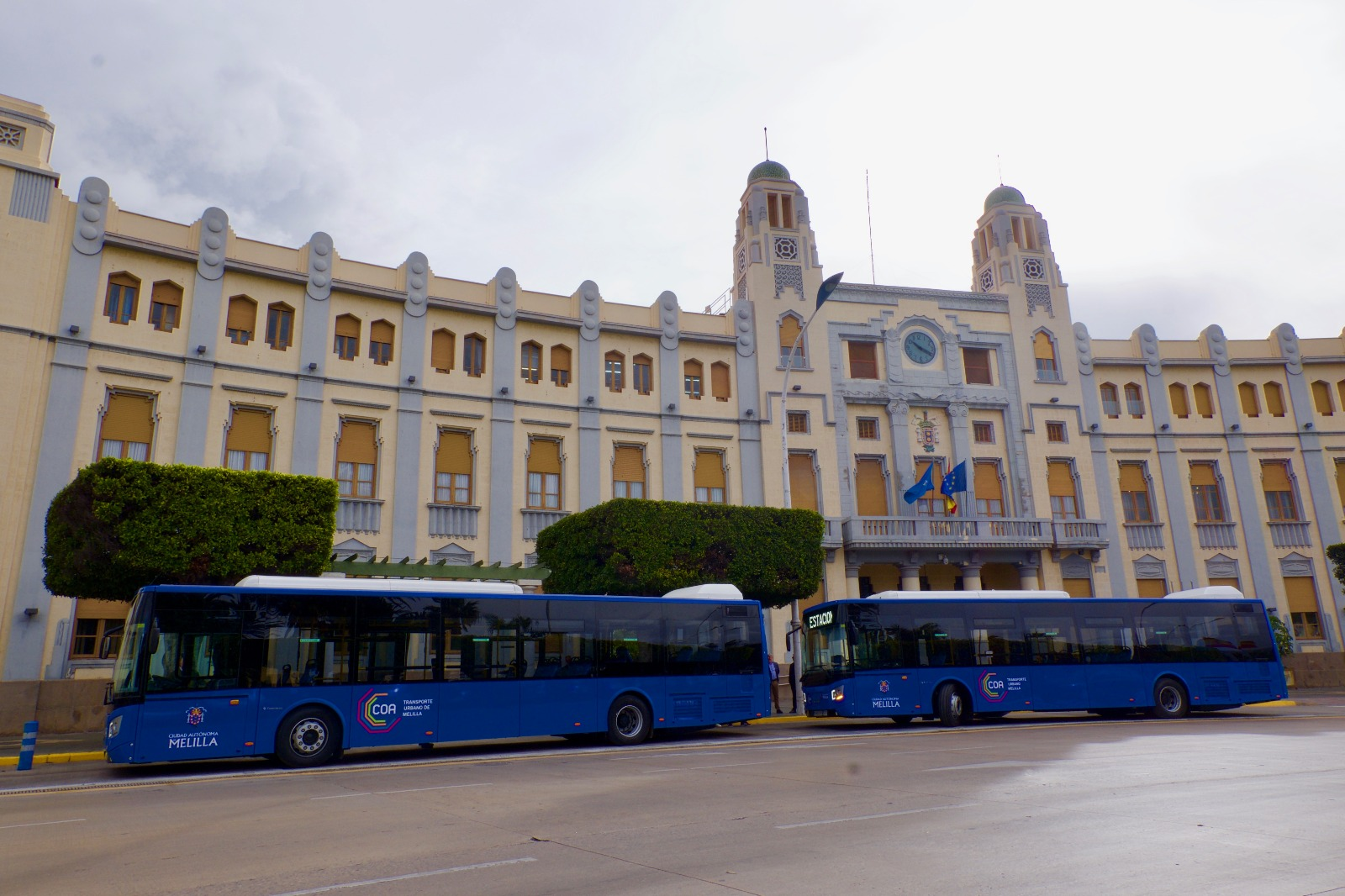 COA Melilla